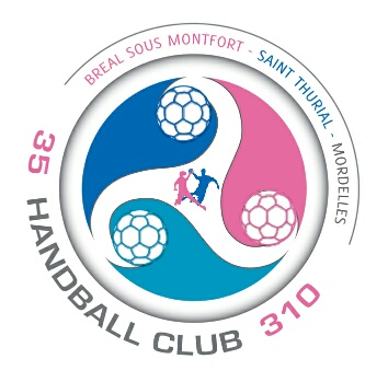 Site officiel du Handball Club 310