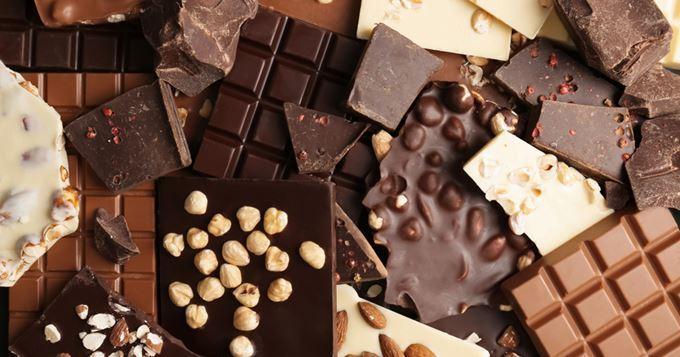 Livraison des chocolats